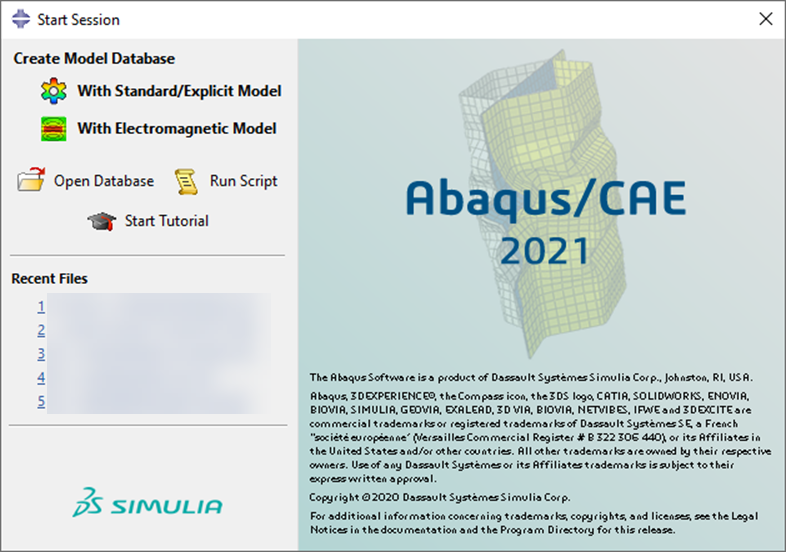 Abaqus 2021 - whats new