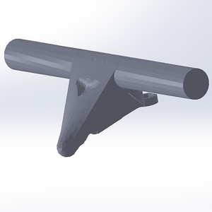 extracted geometry for 3DCAD environment.
