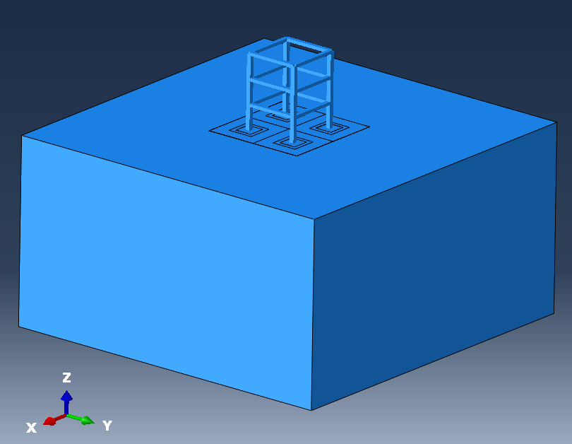 assembly in Abaqus