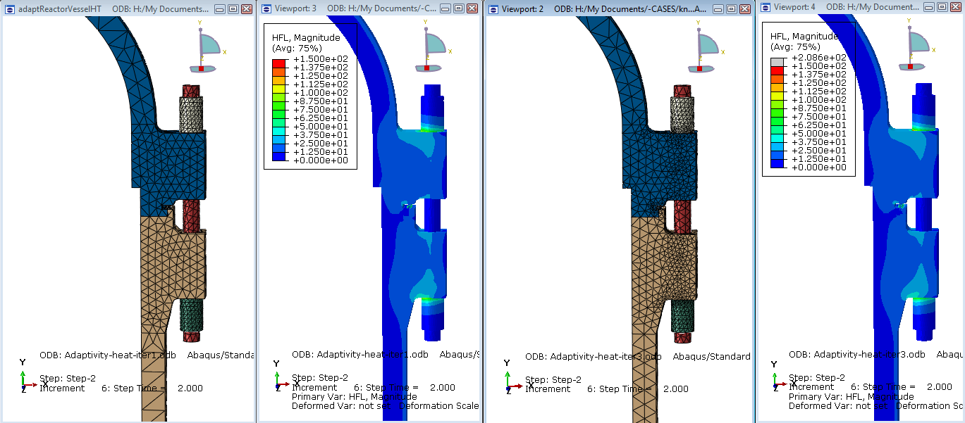 Options to adapt the mesh in Abaqus: an overview