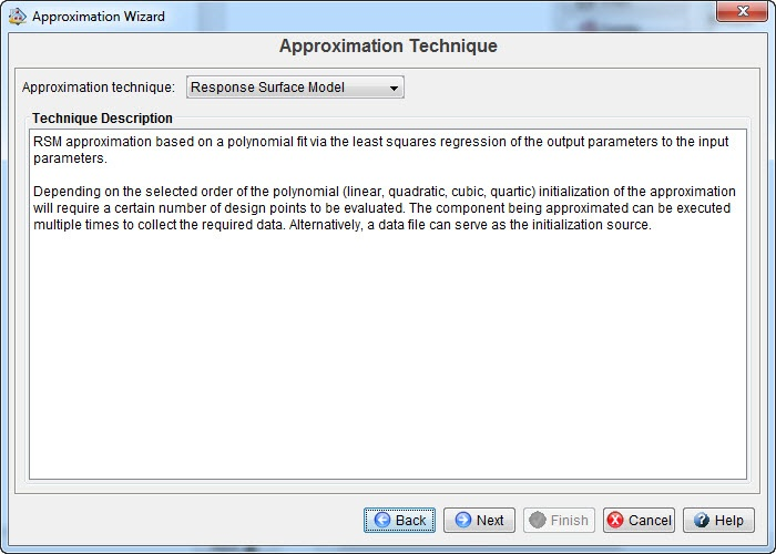 7_Isight_approximation_technique