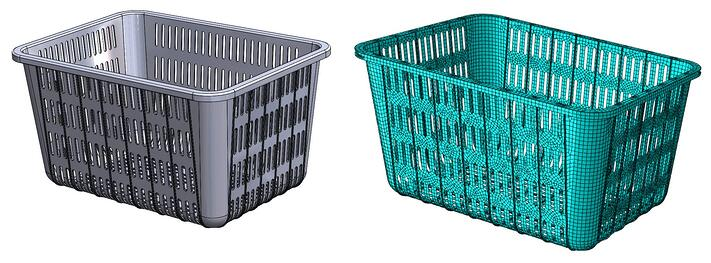 5 reasons why you should use a mid-surface shell mesh for thin
