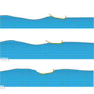 Abaqus tutorial CEL boat in water