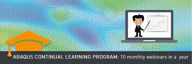 Abaqus Online Training - Continual Learning Program