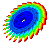 Thermal-Stress analysis with Abaqus