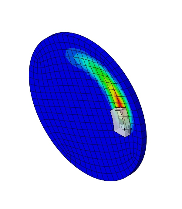 Tutorial_Abaqus_Disk_Brake